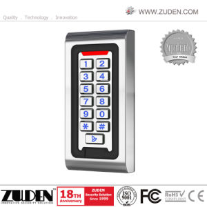 Waterproof Metal RFID Access Control with Luminous and Access Keypad pictures & photos
