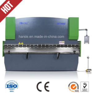 CNC Automatic Folder Aluminum Profile Bending Hydraulic Press Brake Machine pictures & photos