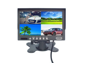 """7""""Sunshade Truck/Car/Bus Security Monitor 8-36V Working pictures & photos"""