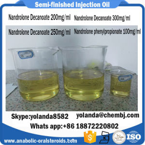 300mg/Ml Semi-Finished Steroid Oil Deca / Nandrolone Decanoate for Fat Loss Musle Gain pictures & photos