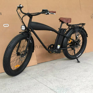 Fat Tire Mountain Electric Bicycle pictures & photos