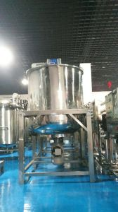 Price of Liquid Soap Shampoo Liquid Hand Wash Making Machine pictures & photos