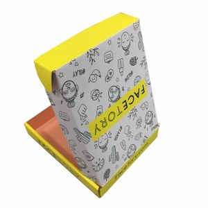 Cheapest Price New Design High Quality White Carton Box pictures & photos
