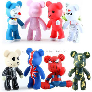 Korea Momo Bear PVC Vinyl Figure pictures & photos