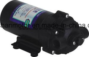 Lanshan 300gpd Diaphragm RO Booster Pump 0 Inlet Pressure Water Pump