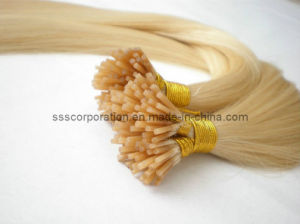 Remy Human Hair Keratin Stick Tip Hair Extensions pictures & photos