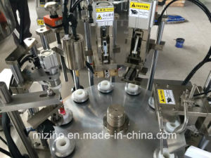 Honey Salad Automatic Ice Lolly Tube Filling and Sealing Machine pictures & photos