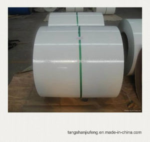 White Color PPGI, Prepaint Galvanized Steel Coil, PPGI pictures & photos