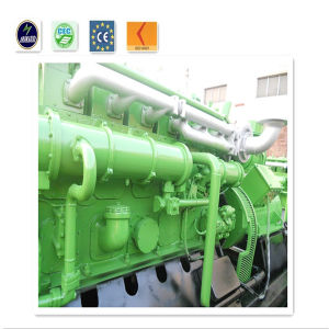 230V/400V Natural Gas Generator Set with Internal Combustion Engine pictures & photos