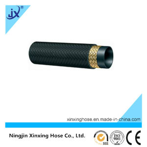 High Pressure Hydraulic Rubber Hose (SAE 100R5) pictures & photos