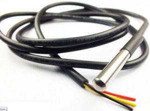 One Wire Digital Temperature Sensor pictures & photos