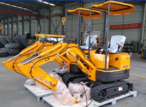 China Mini Excavator Xn08 Xn16 for Farm with Ce pictures & photos