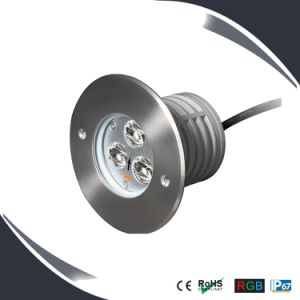Outdoor LED Inground Light, Underground Lamp, Walkover Lights pictures & photos