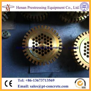 Prestressed Strand Anchroage Coupler for Prestressed Concrete pictures & photos