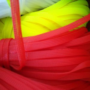 Polyester Braided Textile Cable Nylon Sleeving pictures & photos