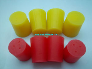 Custom Heat Resisting Silicone Rubber Plugs pictures & photos