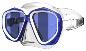 PC and TPR Frame Diving Wear, Cheap Diving Mask with CE (MM-203) pictures & photos