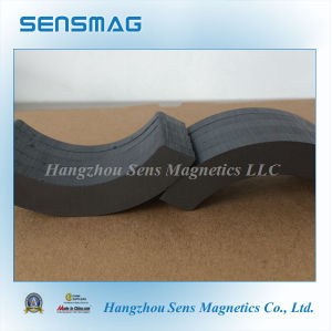 Y30, Y30bh, Y35, C8, Permanent Ferrite Arc Magnet for Motor pictures & photos