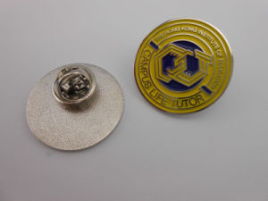Promotional Lapel Pins, Custom Enamel Badge (GZHY-CY-045) pictures & photos