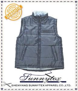 Winter Heavy Padding Polar Fleece Body Warmer Vest pictures & photos