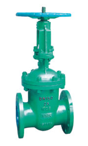 Vacuum Isolation Gate Valve for Industry