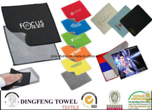 Microfiber Professional Computer Cleaning Cloth pictures & photos