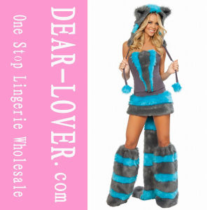 2016 Halloween Sexy Wolf Costume pictures & photos