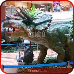 Shopping Mall Attractive Robot Dinosaur Display pictures & photos