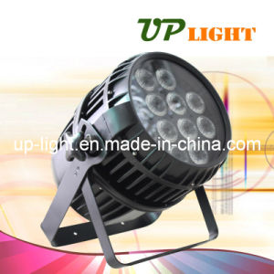 Waterproof 12PCS*10W 4in1 RGBW LED PAR Stage Equipment pictures & photos