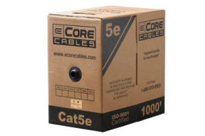 Customer Made Cat5e Ethernet Network Cables pictures & photos