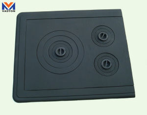 Casting Stove Cover (KS-C-5) , Casting Iron Cover pictures & photos