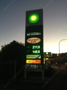 10inch LED Number Sign/LED Gas Price Sign /Oil Screen pictures & photos