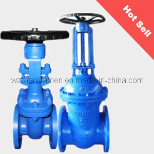 DIN Cast Steel /Stainless Steel Gate Valve F4 F5 pictures & photos