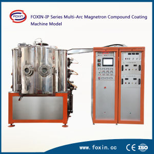 Watch Jewelry Coin Small Vacuum Coating Machine pictures & photos