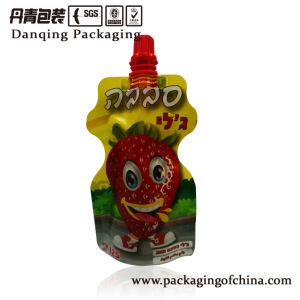 2015 Hot Sale Special Shape Spout Pouch pictures & photos