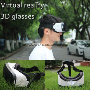 3D Virtual Glasses Head Mounted Display 1080P 3D Glasses pictures & photos
