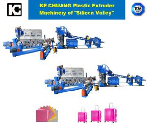 Professional Sheet Plastic Exdrusion Machine Line for PC Luggage pictures & photos