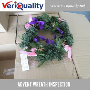 Reliable Quality Control Inspection Service for Advent Wreath at Lufeng, Guangdong pictures & photos