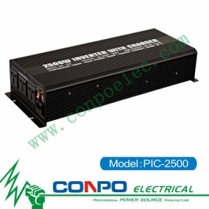 Pic-2500 2500W Modified Sine Wave Inverter with Charger pictures & photos