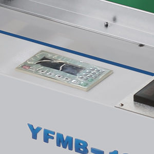 Yfmb-1200b Semi-Automatic Glue-Less and Thermal Film Laminating Machine pictures & photos