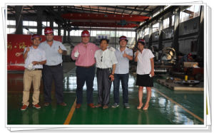 China First Manufacture Horizontal Pipe Threading CNC Lathe for Oil Pipe (CG61160) pictures & photos