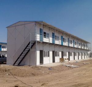 Prefabricated Buildings for Construction Workers pictures & photos