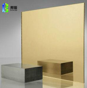 ACP Aluminium Comopsite Panel Facade Panel Aluminum Exerior Wall Panel pictures & photos