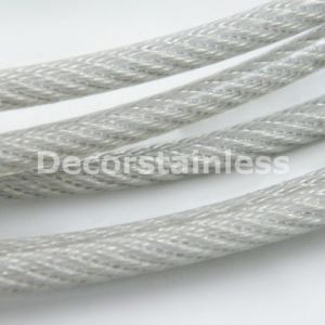 PVC Coated Stainless Steel Wire Rope pictures & photos