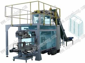 Autoamtiac Detergent Powder Packing Machine (GFP3S1) pictures & photos