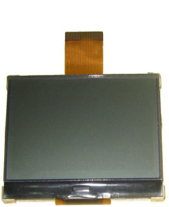 Stn Yellow-Green Transflective 128 X 64 Dots LCD Modules with RoHS Certification (VTM88888E02)