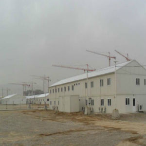 Prefabricated Steel Structure Storage Warehouse Shed Made in China pictures & photos