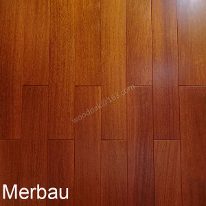 Wood Flooring Natural Color Merbau Flooring