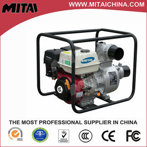 High Quality Gasoline Motor Water Pump for Industrial Equipment pictures & photos