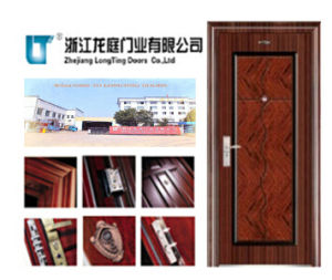 Street Price Outside Steel Door pictures & photos